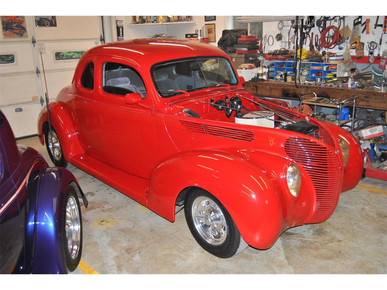 1938 Ford Coupe (CC-931561) for sale in Eagle Rock, Virginia