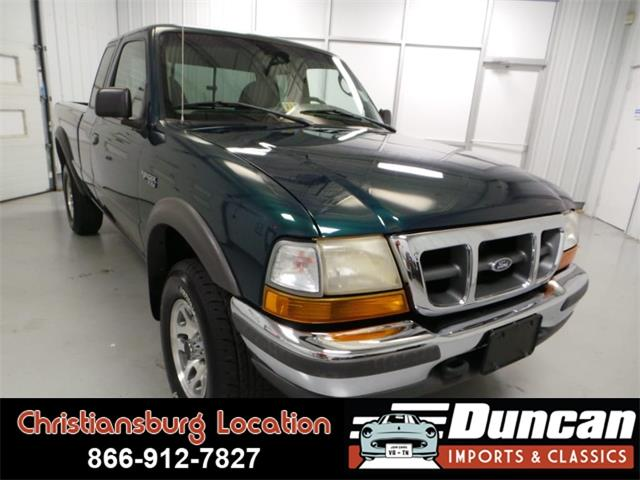 1998 Ford Ranger (CC-931952) for sale in Christiansburg, Virginia