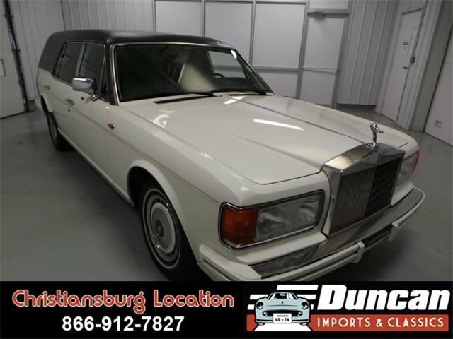 1991 Rolls-Royce Silver Spur (CC-931959) for sale in Christiansburg, Virginia