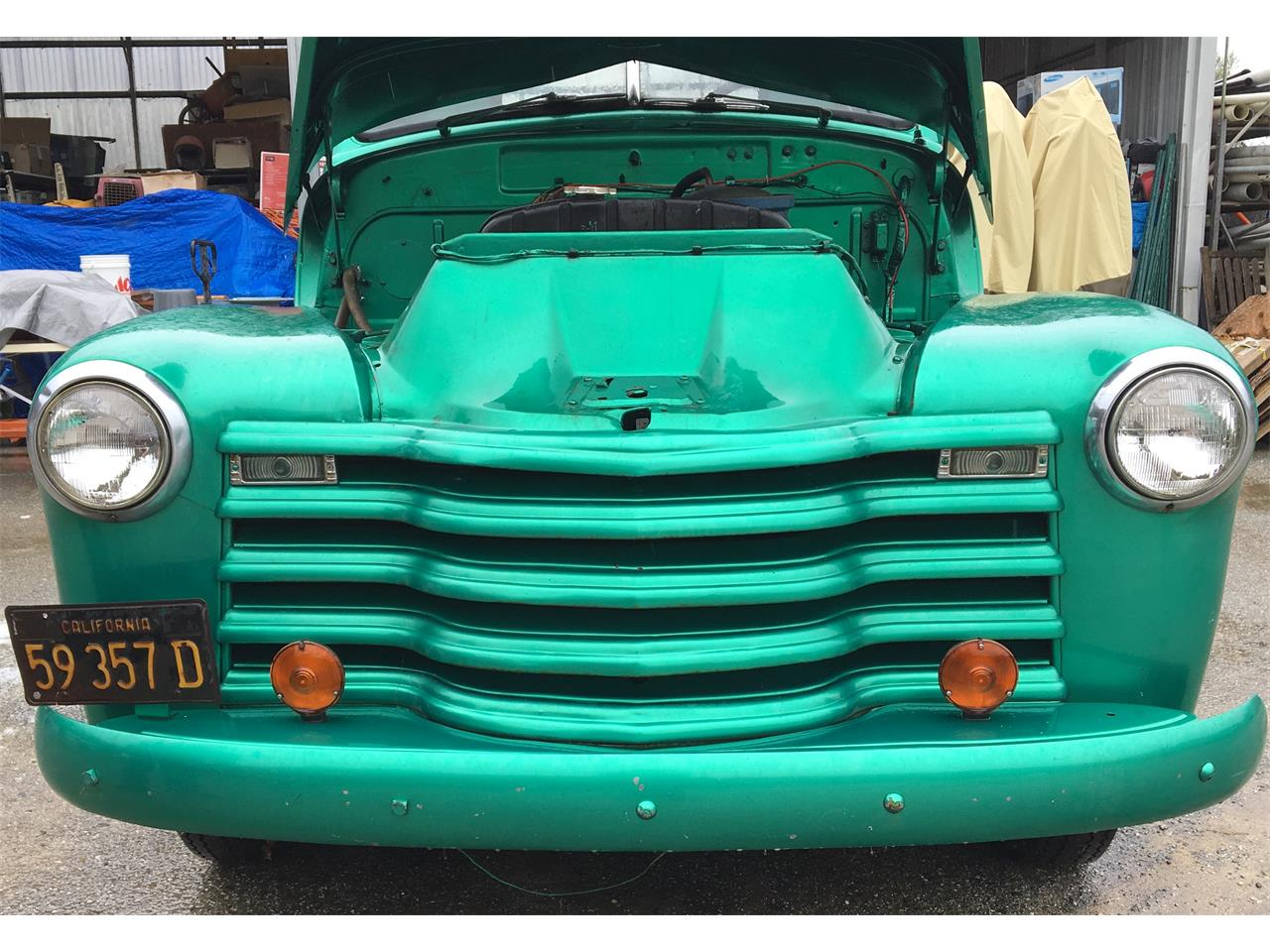 1951 Chevrolet Pickup (CC-932374) for sale in Paicines, California