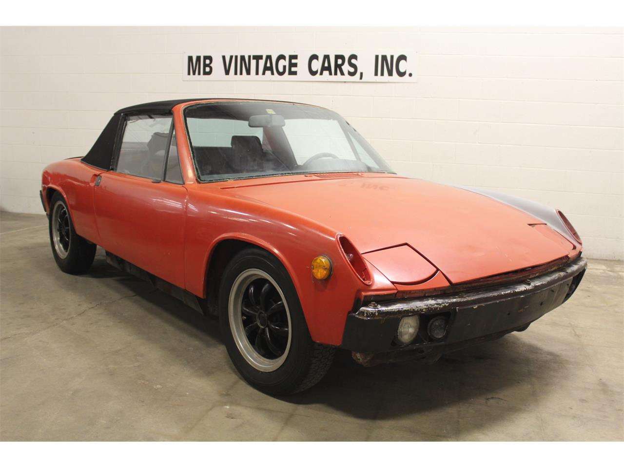 1972 Porsche 914 (CC-932760) for sale in Cleveland, Ohio