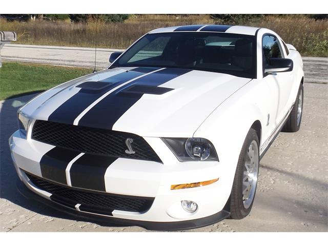 2008 Shelby GT500 (CC-930385) for sale in Manitowoc, Wisconsin