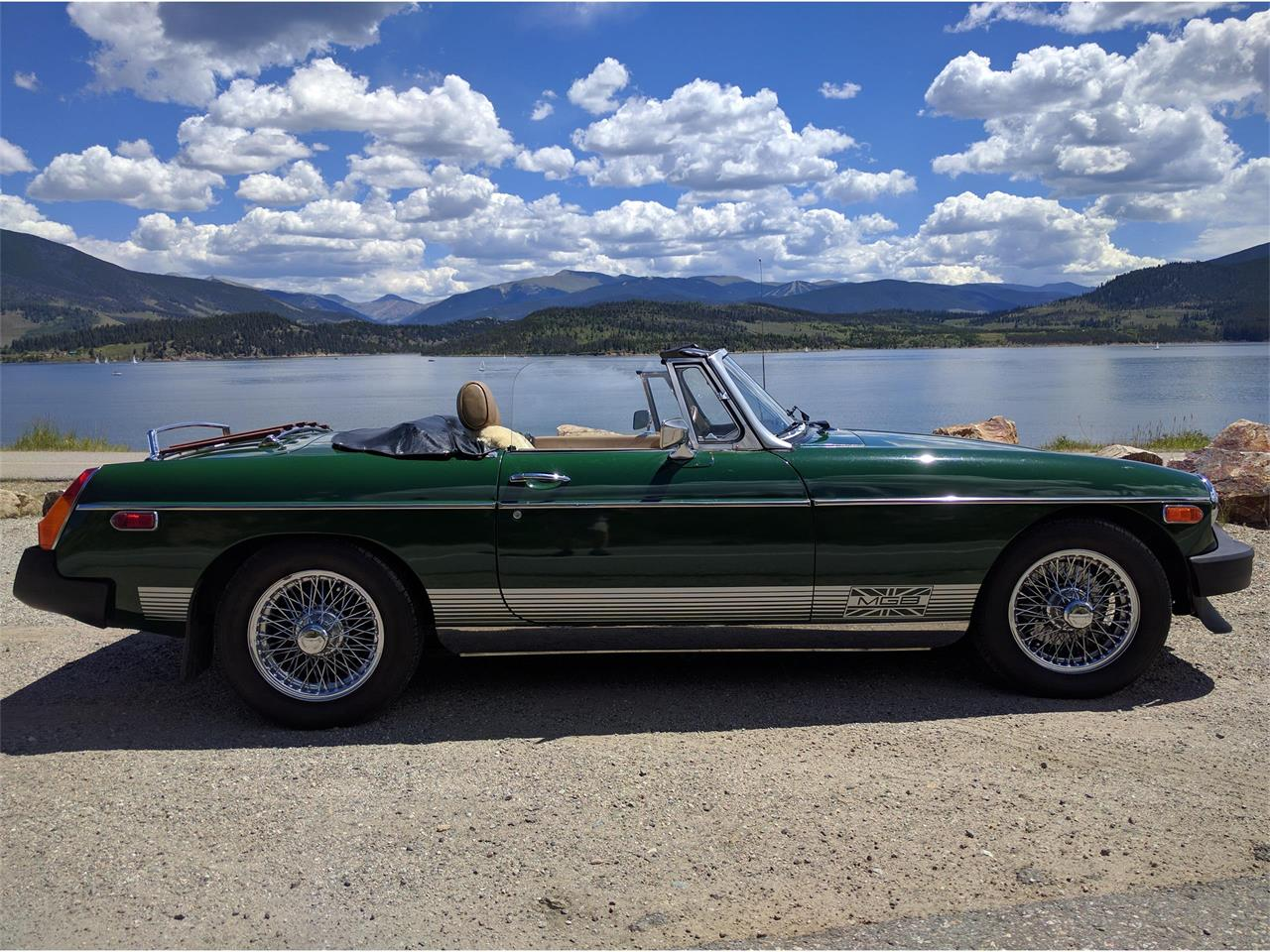 1979 MG MGB (CC-935124) for sale in Hopewell, New Jersey