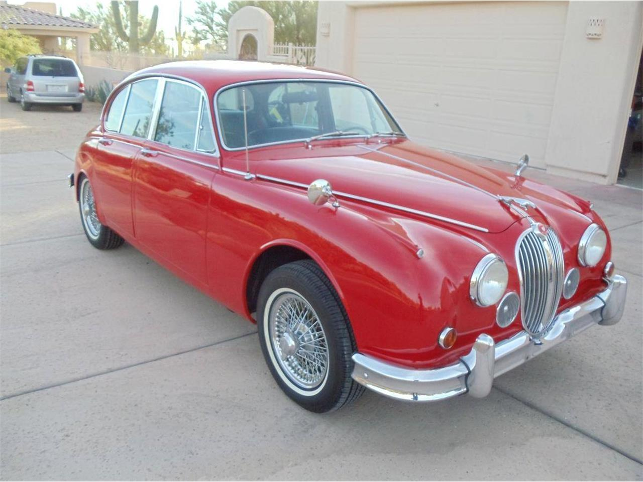 1967 Jaguar Mark II for Sale | ClassicCars.com | CC-935572