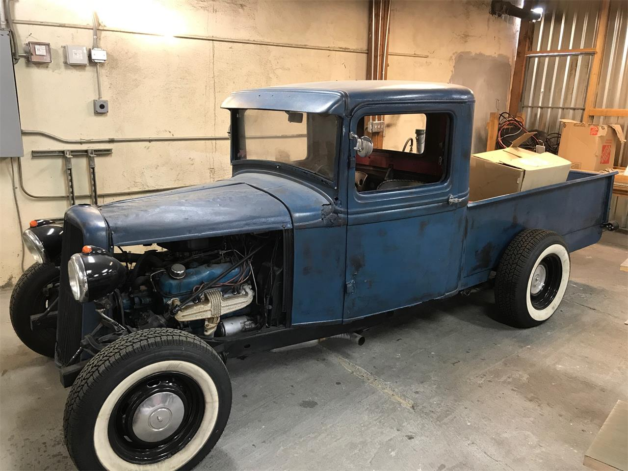1932 Ford Rat Rod (CC-935581) for sale in West Hollywood, California