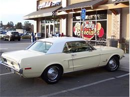 1968 Ford Mustang (CC-935882) for sale in Colfax, California