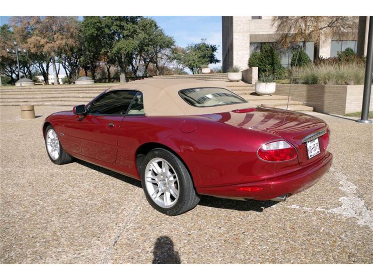 2001 Jaguar XK for Sale | ClassicCars.com | CC-936194