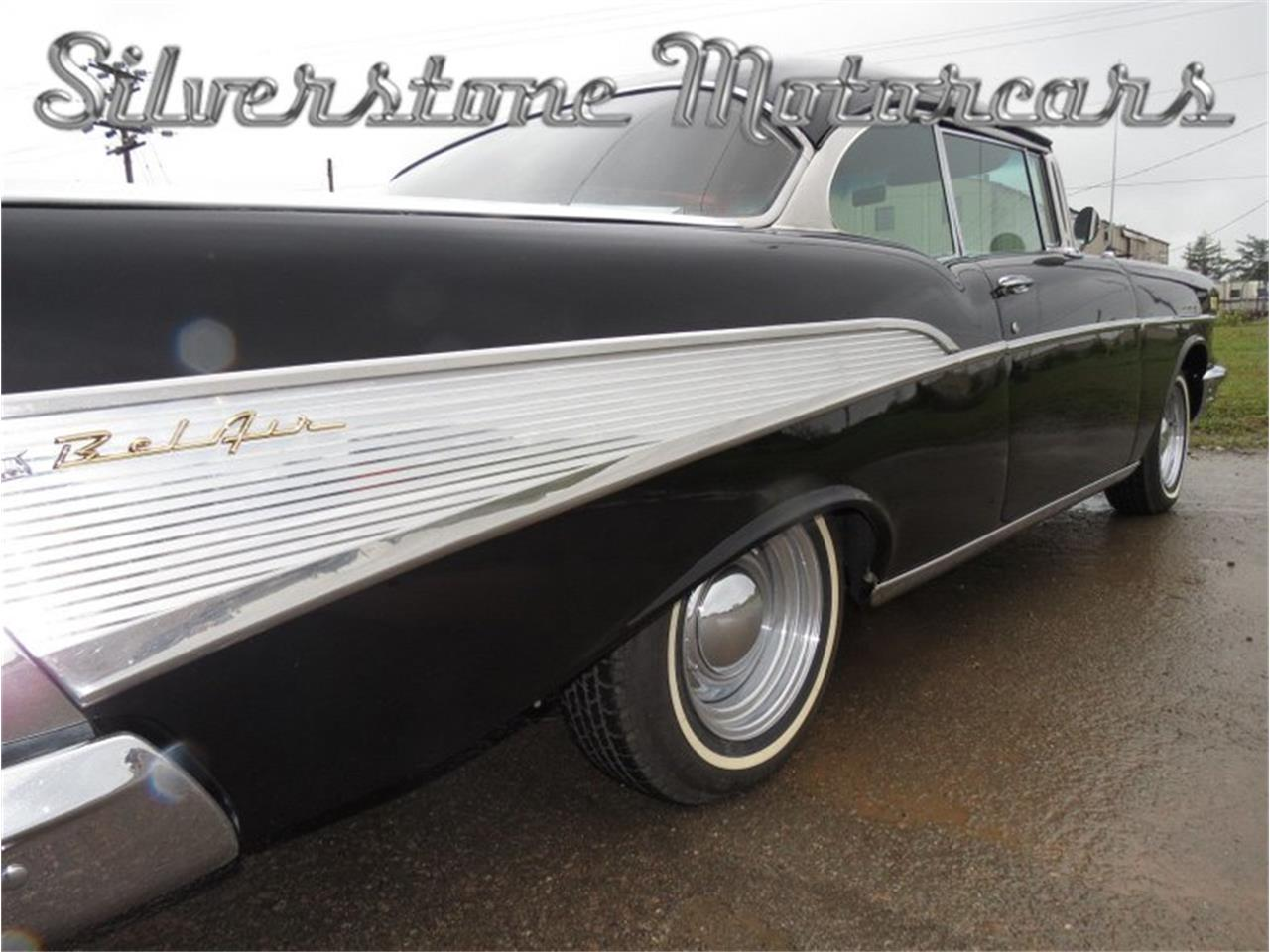 1957 Chevrolet Bel Air (CC-936689) for sale in North Andover, Massachusetts
