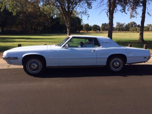 1969 Ford Thunderbird (CC-936991) for sale in Sacramento, California
