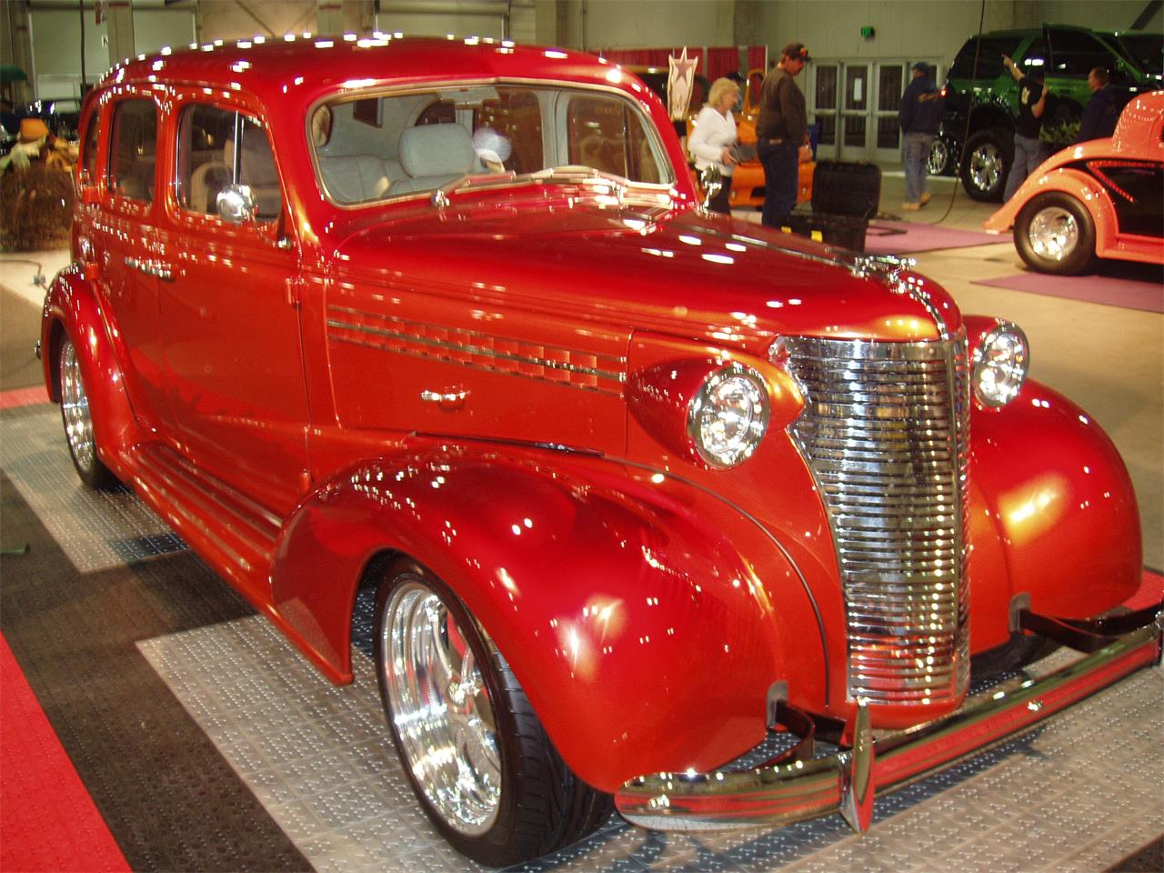 1938 Chevrolet Sedan (CC-937466) for sale in Orangevale, California