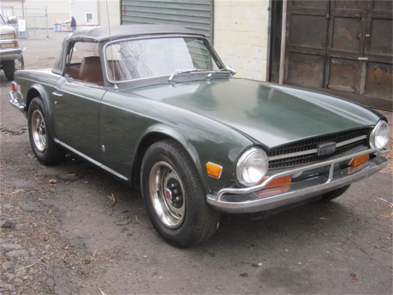 1971 Triumph TR6 (CC-937730) for sale in Stratford, Connecticut