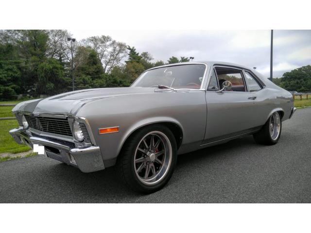 1970 Chevrolet Nova (CC-938013) for sale in Hanover, Massachusetts
