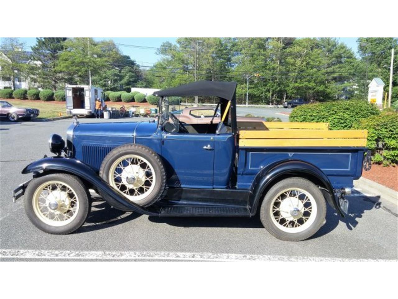1931 Ford Model A For Sale Classiccars Com Cc 938024