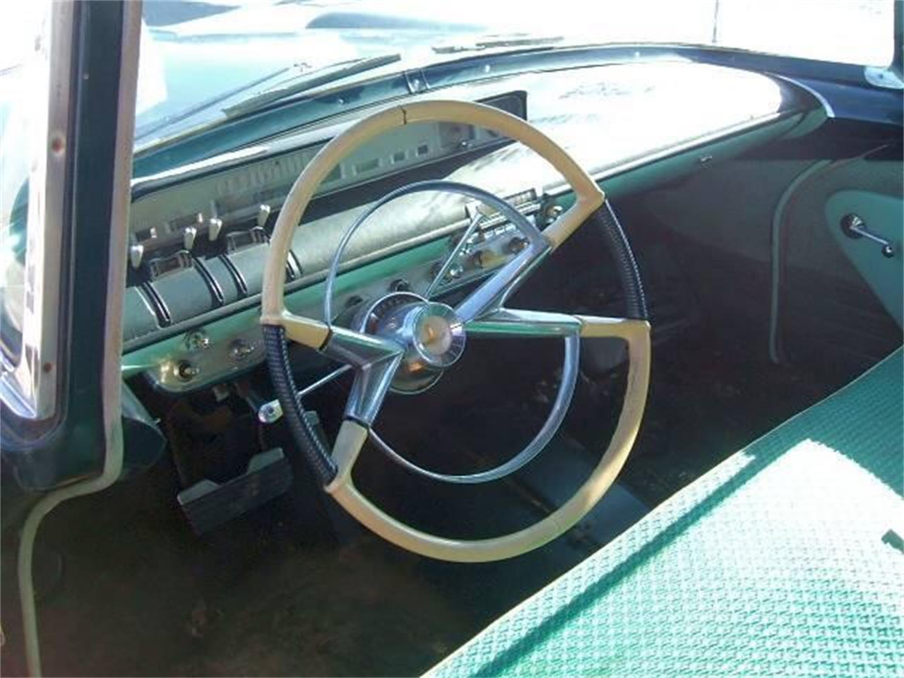 1956 Lincoln Capri (CC-938277) for sale in Staunton, Illinois