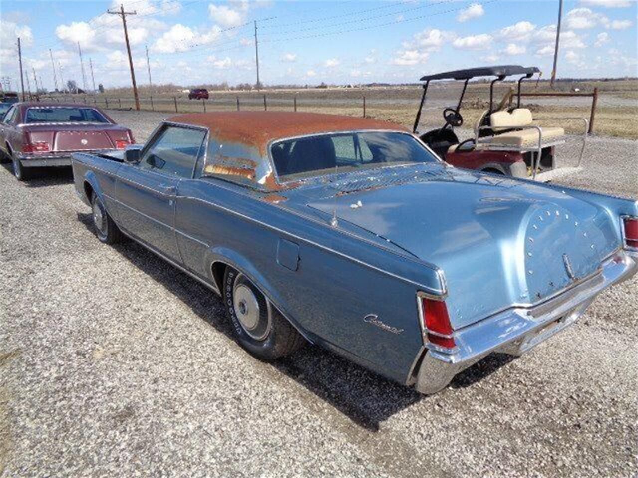 1971 Lincoln Continental Mark III (CC-938285) for sale in Staunton, Illinois