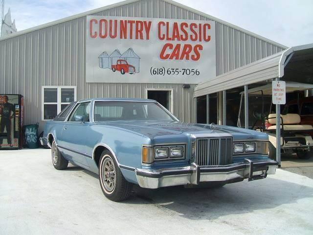 1979 Mercury Cougar (CC-938288) for sale in Staunton, Illinois