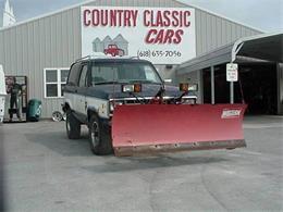 1984 Ford Bronco (CC-938295) for sale in Staunton, Illinois