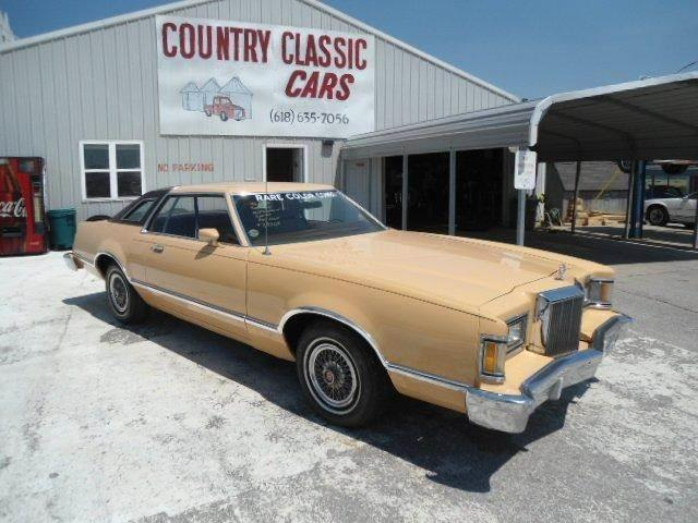 1978 Mercury Cougar (CC-938312) for sale in Staunton, Illinois
