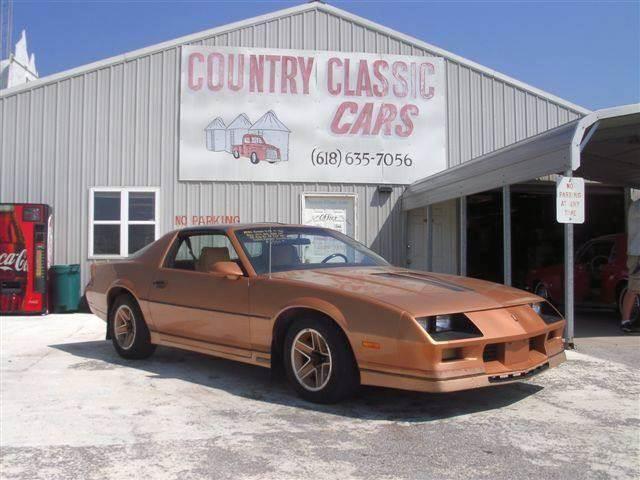 1982 Chevrolet Camaro (CC-938313) for sale in Staunton, Illinois