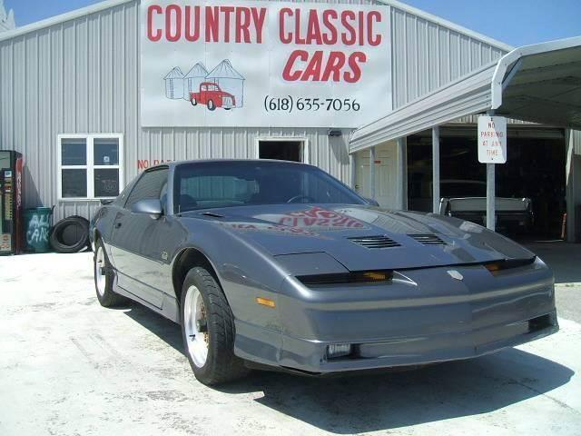 1987 Pontiac Firebird Trans Am (CC-938317) for sale in Staunton, Illinois