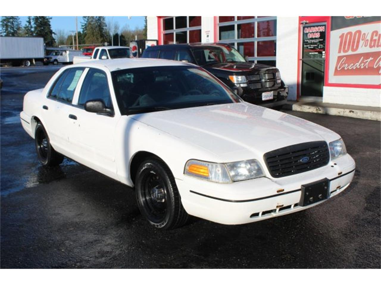2000 Ford Crown Victoria Police Pkg For Sale Classiccars Com Cc 930833