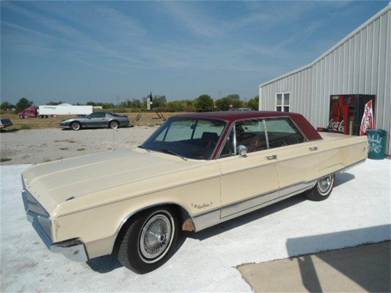 1968 Chrysler New Yorker (CC-938340) for sale in Staunton, Illinois