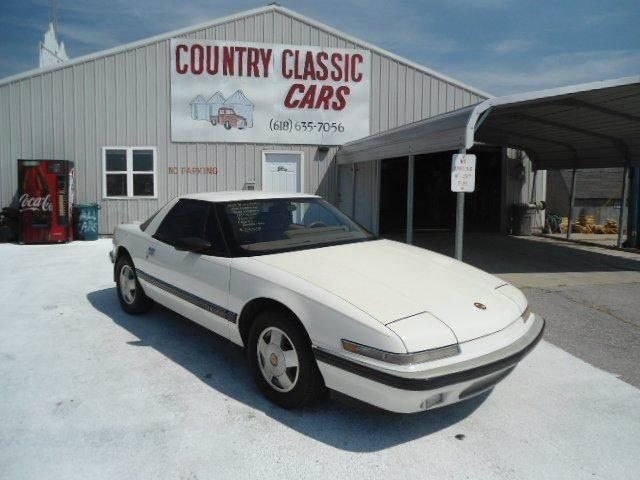 1989 Buick Reatta (CC-938342) for sale in Staunton, Illinois