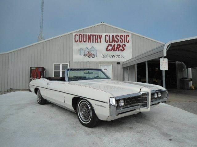 1969 Pontiac Catalina (CC-938352) for sale in Staunton, Illinois