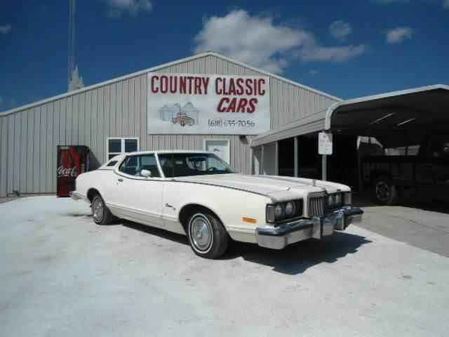 1974 Mercury Cougar (CC-938376) for sale in Staunton, Illinois