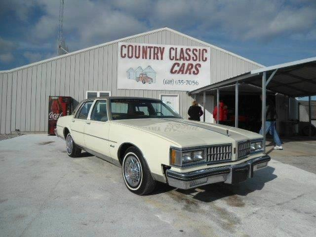 1981 Oldsmobile Delta 88 (CC-938383) for sale in Staunton, Illinois