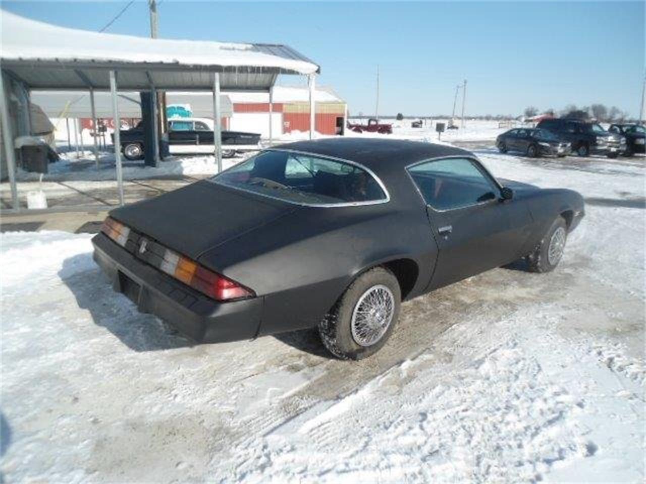 1979 Chevrolet Camaro (CC-938389) for sale in Staunton, Illinois