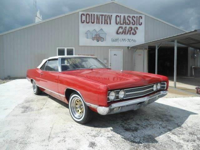 1969 Ford Galaxie (CC-938410) for sale in Staunton, Illinois