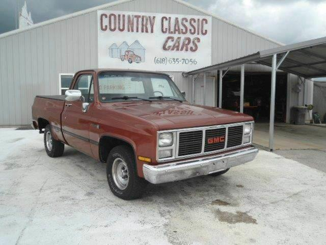 1986 GMC Pickup (CC-938423) for sale in Staunton, Illinois