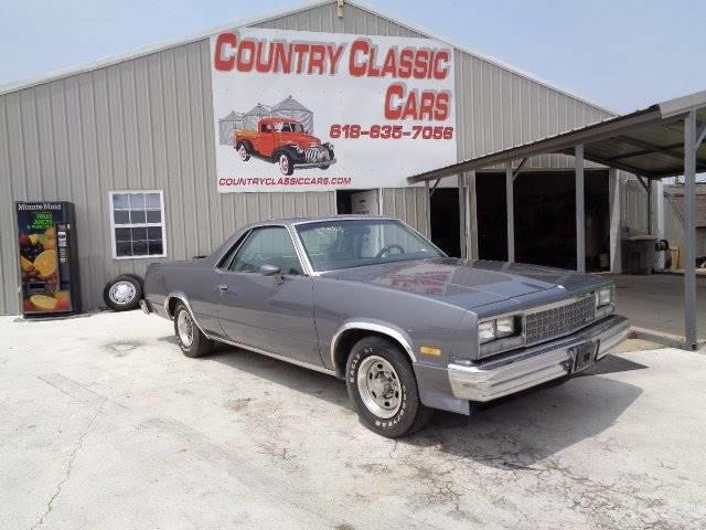 1982 GMC Caballero (CC-938438) for sale in Staunton, Illinois