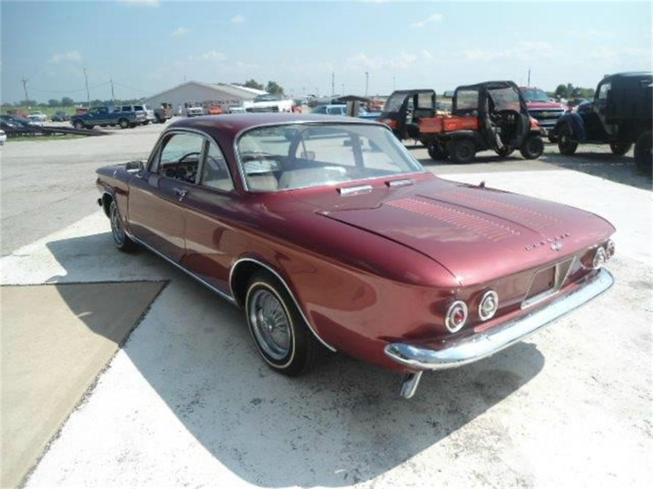 1964 Chevrolet Corvair Monza (CC-938441) for sale in Staunton, Illinois