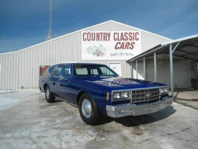 1982 Chevrolet Impala (CC-938444) for sale in Staunton, Illinois