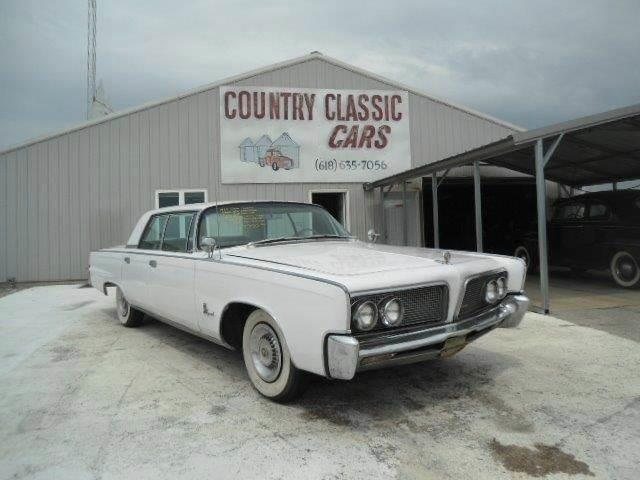 1964 Chrysler Crown Imperial (CC-938557) for sale in Staunton, Illinois