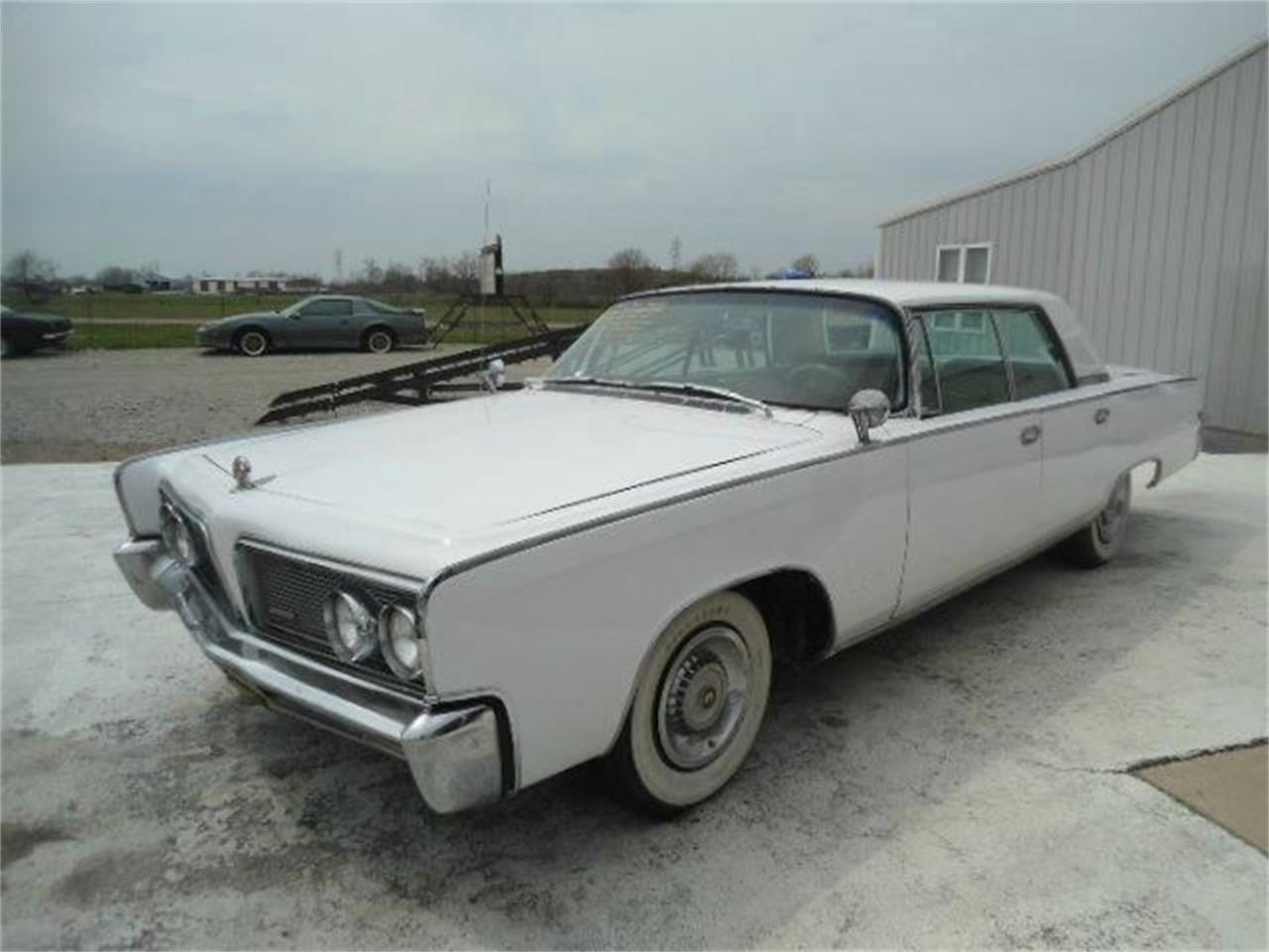 1964 Chrysler Crown Imperial (CC-938557) for sale in Staunton, Illinois