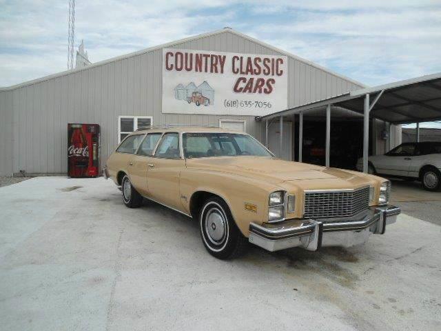 1976 Buick Century (CC-938587) for sale in Staunton, Illinois