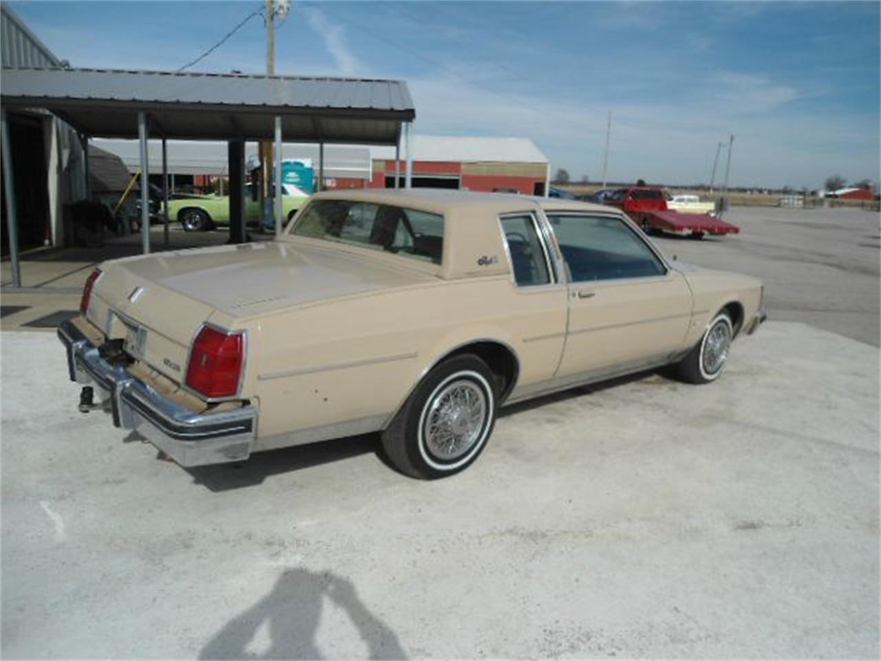 1981 Oldsmobile Delta 88 (CC-938610) for sale in Staunton, Illinois