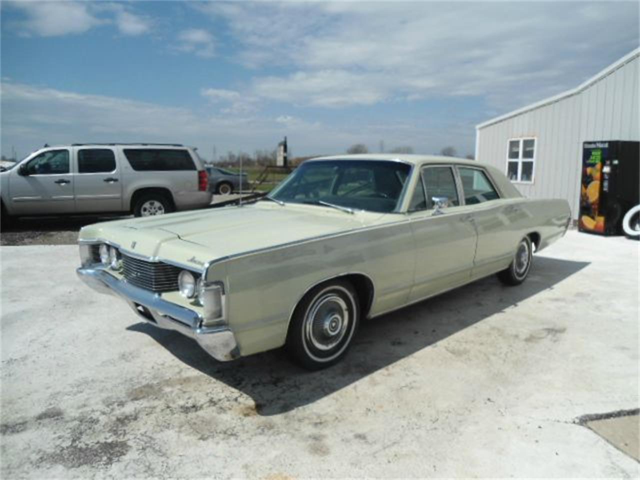 1968 Mercury Monterey (CC-938612) for sale in Staunton, Illinois
