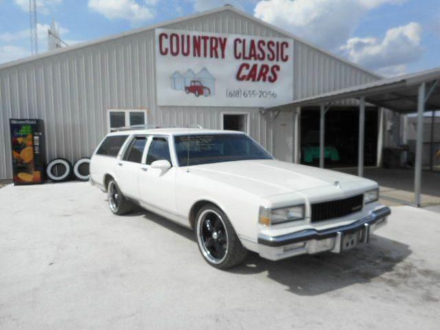 1987 Chevrolet Caprice (CC-938628) for sale in Staunton, Illinois