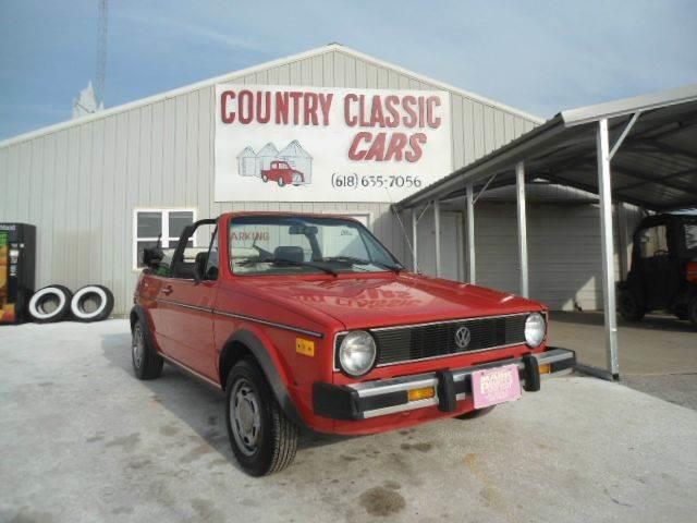 1985 Volkswagen Rabbit (CC-938630) for sale in Staunton, Illinois