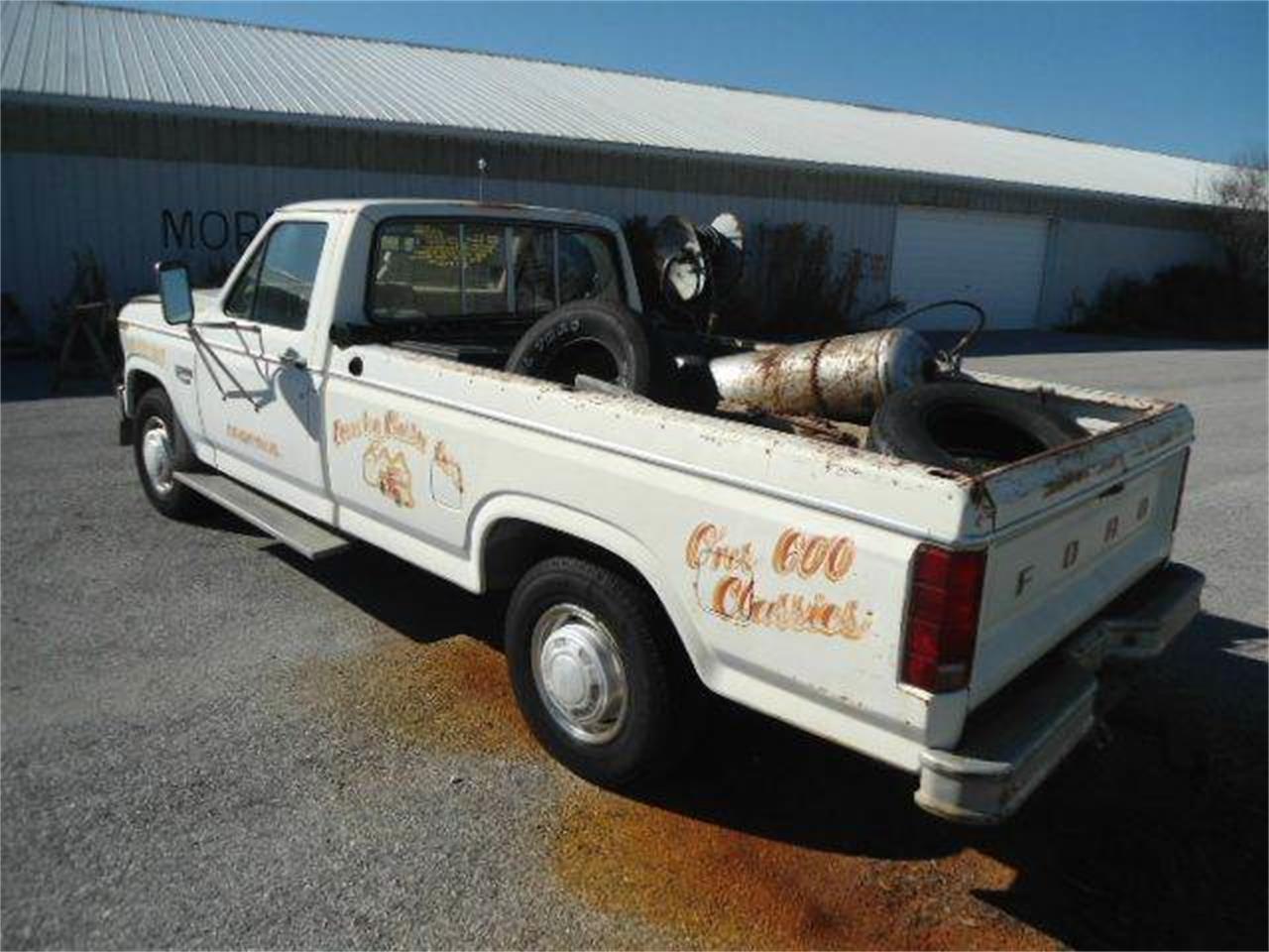 1983 Ford F250 (CC-938662) for sale in Staunton, Illinois