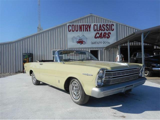 1966 Ford Galaxie 500 (CC-938706) for sale in Staunton, Illinois