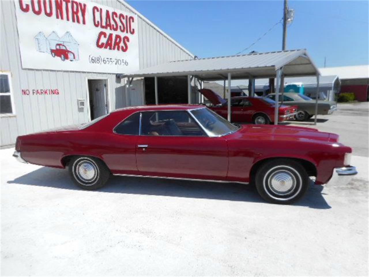 1972 Pontiac Catalina (CC-938708) for sale in Staunton, Illinois