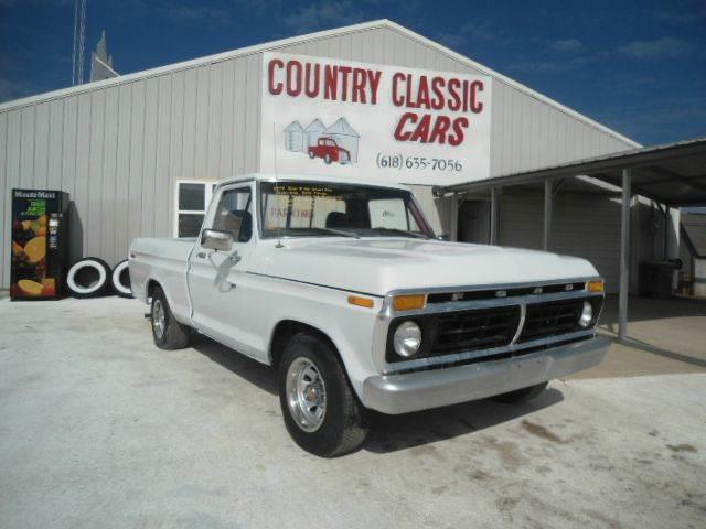 1974 Ford F150 (CC-938719) for sale in Staunton, Illinois