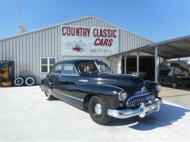 1947 Buick Sedan (CC-938734) for sale in Staunton, Illinois