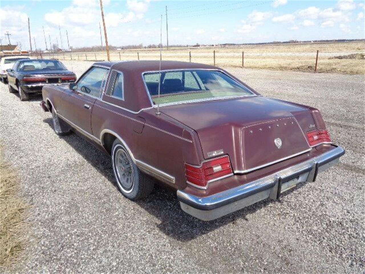 1979 Mercury Cougar (CC-938735) for sale in Staunton, Illinois