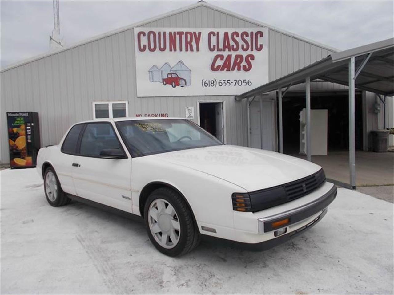 1988 Oldsmobile Toronado (CC-938755) for sale in Staunton, Illinois